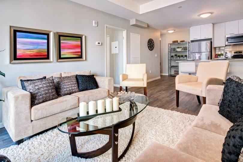 汉密尔顿市中心全新公寓