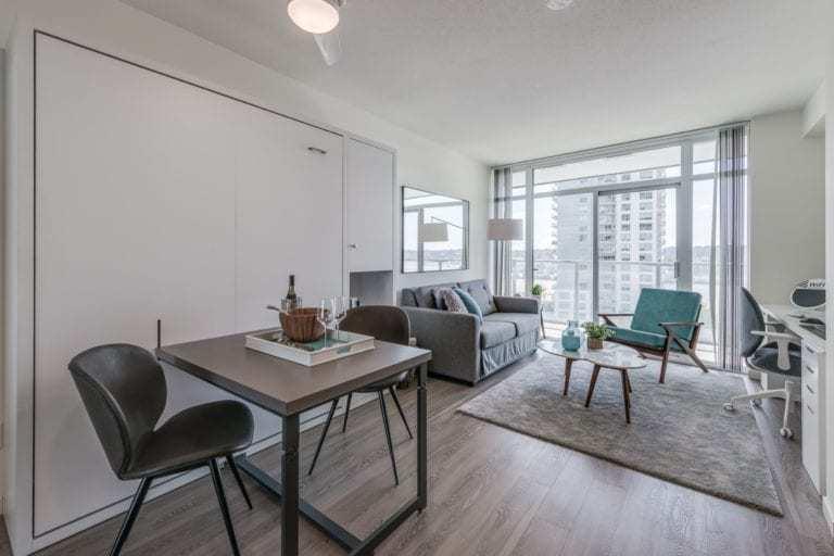 全新新西敏豪华公寓
